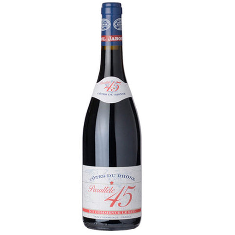 Paul Jaboulet Paralelle 45 Cotes du Rhone 'Organic' Single Bottle