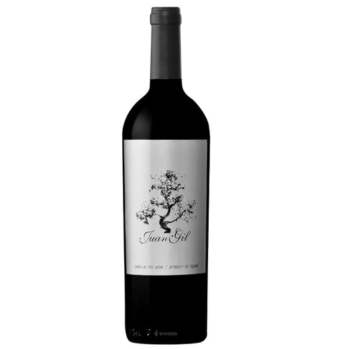 Juan Gil Platinum  silver Label Jumilla Single Bottle