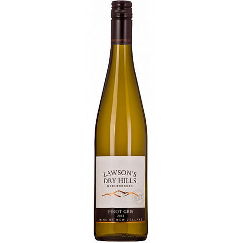 Lawson's Dry Hills Pinot Gris Single Bottle