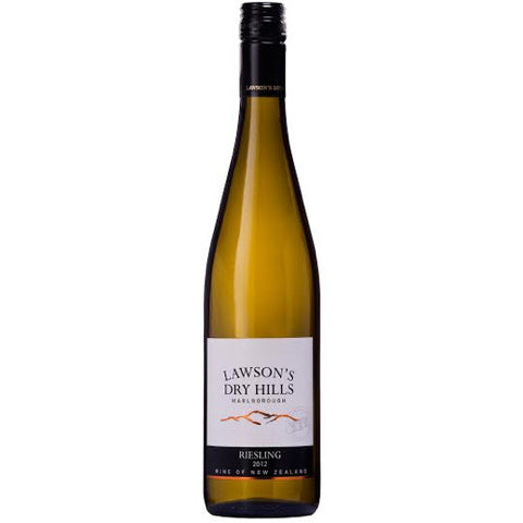 Lawson's Dry Hills Marlborough Riesling Single Bottle