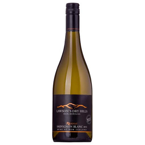 Lawson's Dry Hills Reserve Sauvignon Blanc Single Bottle