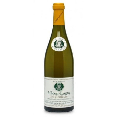 Louis Latour Les Genievres Macon Lugny Single Bottle