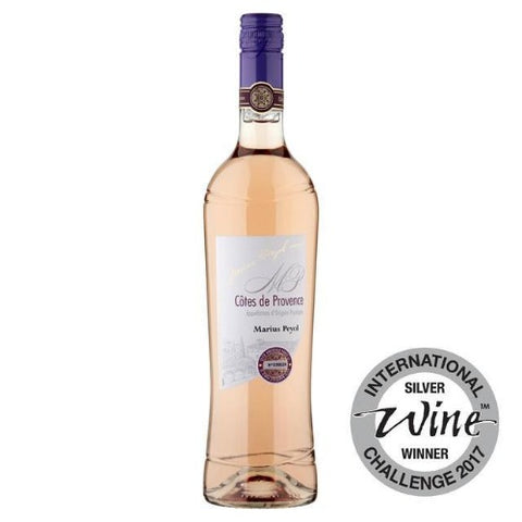 Cotes de Provence Rose, Marius Peyol Provence Single Bottle