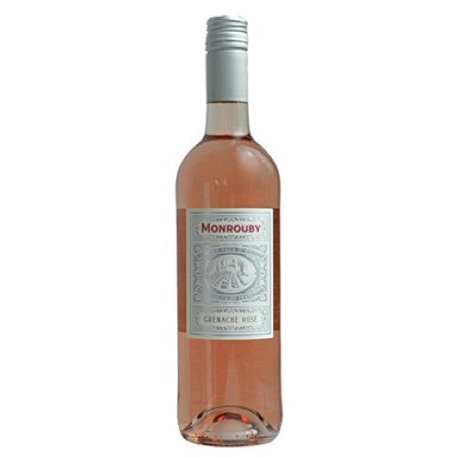 Monrouby Grenache Rose, Languedoc Single Bottle