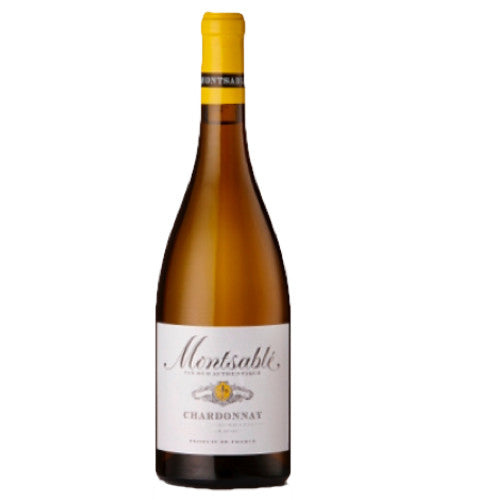 Montsablé Chardonnay, IGP Pays d'Oc, Languedoc Single Bottle