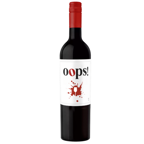 Oops red Wine