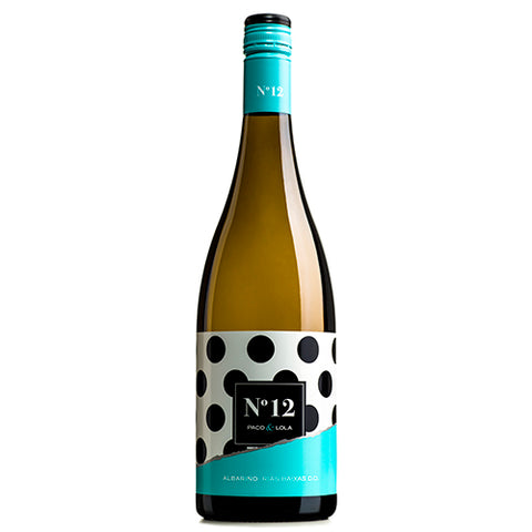 No 12 By Paco and Lola Albariño Single Bottle