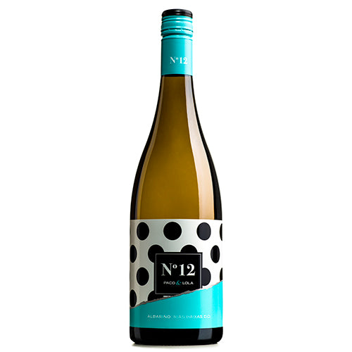 No 12 By Paco and Lola Albariño