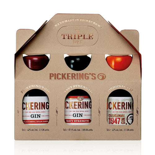 Pickering's Triple Tipple Pack
