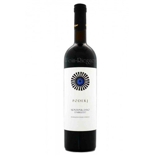 Poderj Montepulciano d'Abruzzo DOC Single Bottle