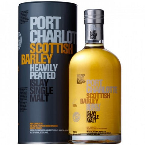 Bruichladdich Port Charlotte Scottish Whisky