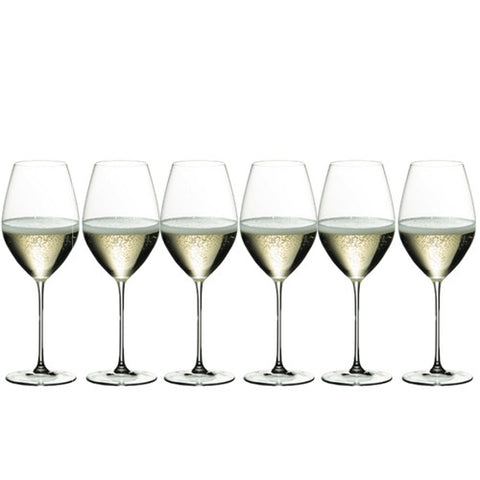 Rona White Wine Glasses