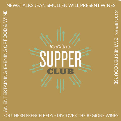 Supper Club - September 28th, Cleaver East, Dublin 1, 7.00pm