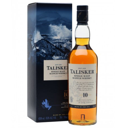 Talisker 10 Year Old Singe Malt