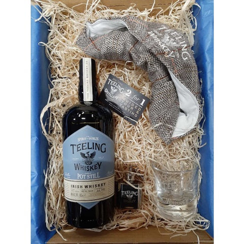 Teeling Single Pot Still Irish Whiskey Hamper