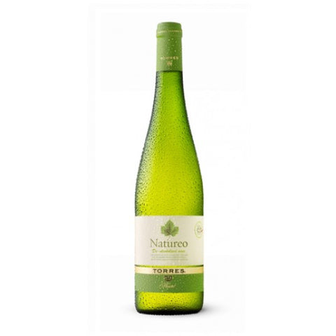 Torres Natureo  Alcohol Free WHITE wine Single Bottle
