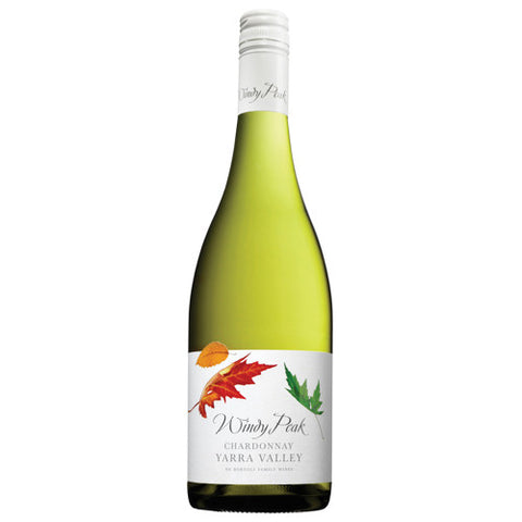 Windy Peak Chardonnay Single Bottle
