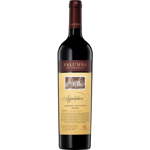 Yalumba The Signature Cabernet Shiraz