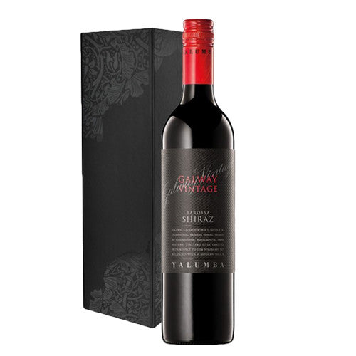 Yalumba 'Galway Vintage' Barossa Shiraz Single Bottle Gift 75cl