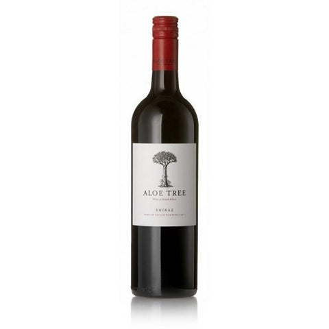Aloe Tree Shiraz Single Bottle