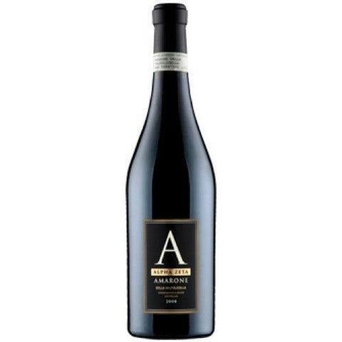 Amarone della Valpolicella Classico DOCG Gold Medal Winner Single Bottle Alpha Zeta