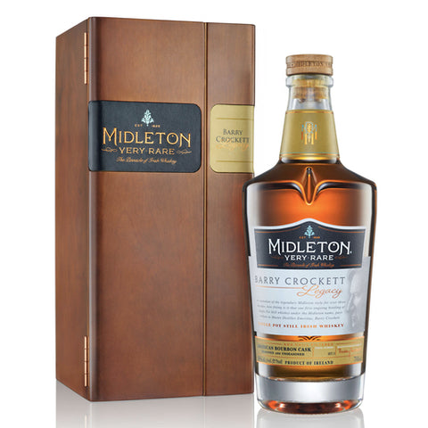 Midleton Barry Crockett Legacy Single Pot Still