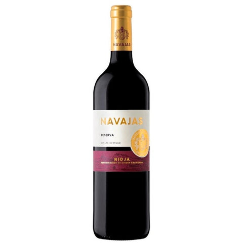 Bodegas Navajas Reserva 2013 Single Bottle
