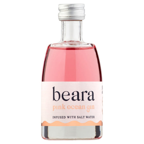 Beara Pink Irish Gin Miniatures