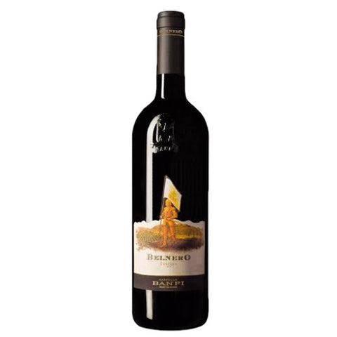 Banfi Belnero super Tuscan Montalcino Single Bottle