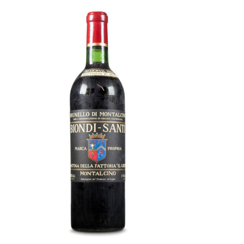 Biondi-Santi, Brunello di Montalcino 2011 Single Bottle