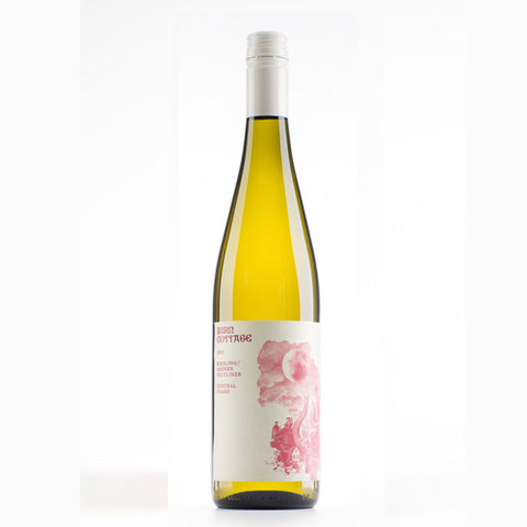 Burn Cottage, Central Otago Riesling/ Gruner Veltliner Single Bottle