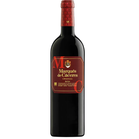 Marques de Caceras Crianza Single Bottle