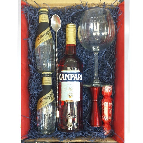 Campari & Tonic Gift Box
