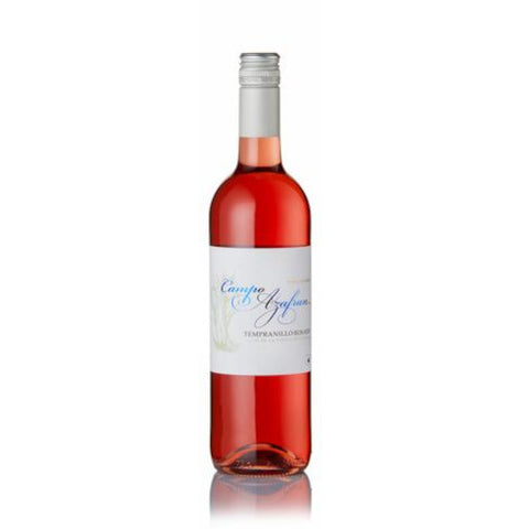 Campo Azafran Rosado Single Bottle