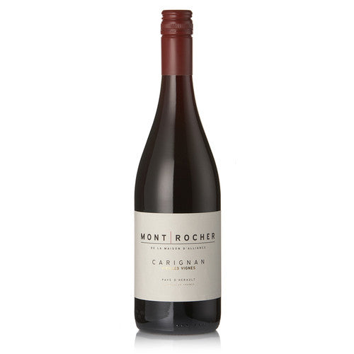 Mont Rocher Carignan Single Bottle