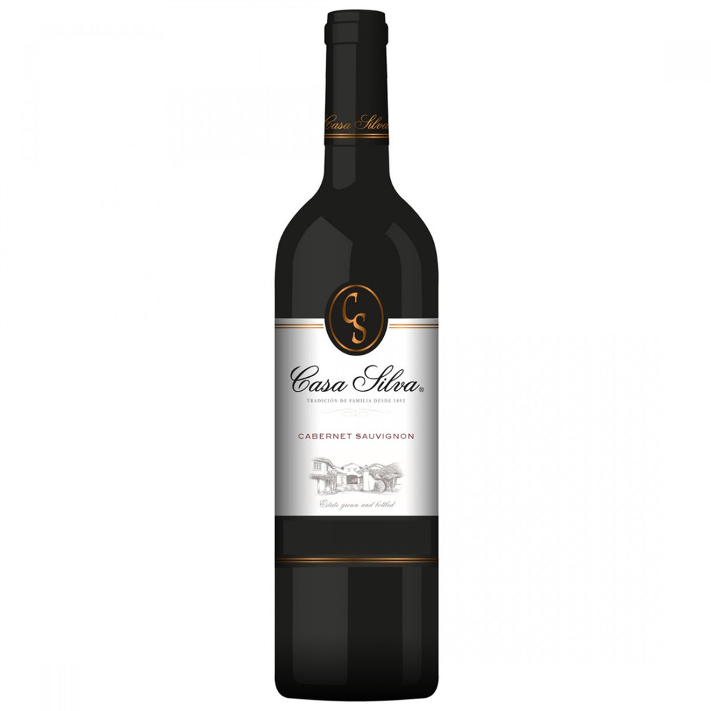 Single Bottle Casa Silva Cabernet Sauvignon Half Bottle