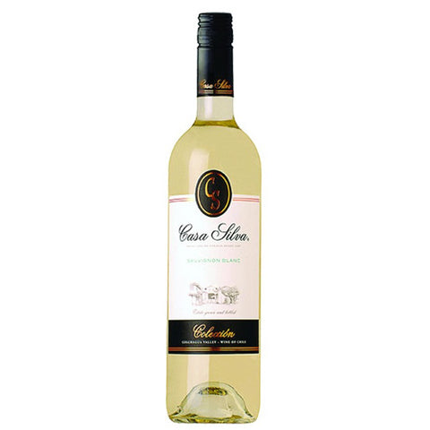 Single Bottle Casa Silva Sauvignon Blanc Half Bottle