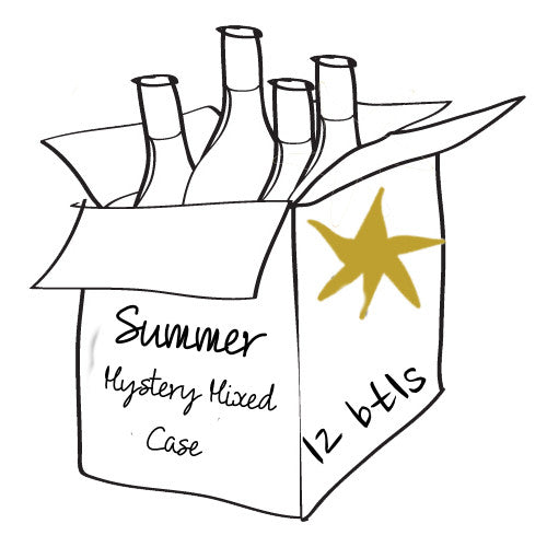 The Summer Mystery Mixed 12 Bottle Case
