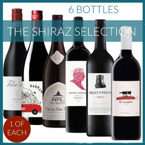 The Shiraz Selection - 6 Bottles