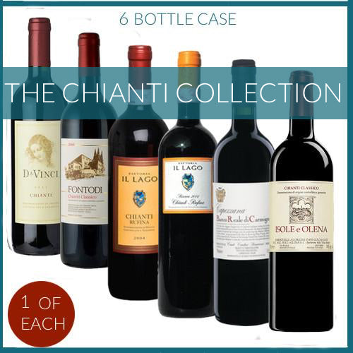 The Chianti Collection - 6 Bottles