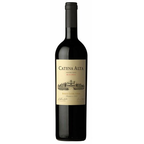 Catena Alta Malbec Single Bottle