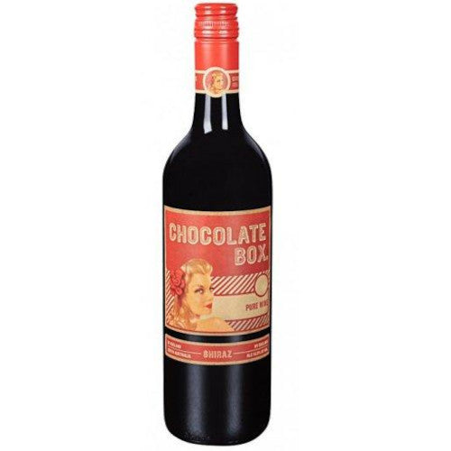 Rocland Estate Chocolate Box Shiraz single bottle.