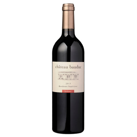 Chateau Bauduc Bordeaux Superieur Single Bottle