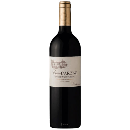 Chateau Darzac Bordeaux Superieur Single Bottle