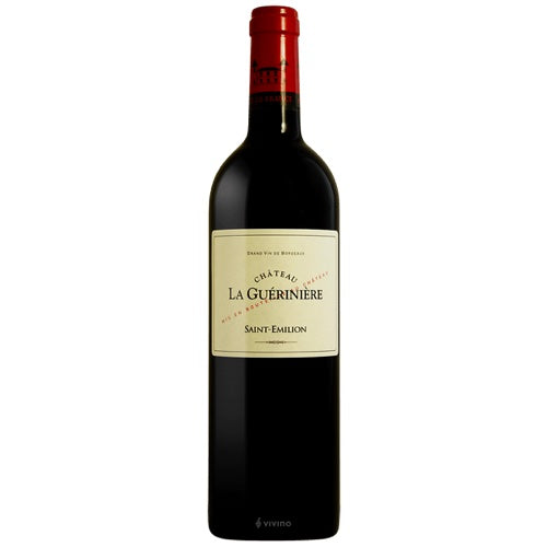 Chateau La Gueriniere Saint Emilion Single Bottle