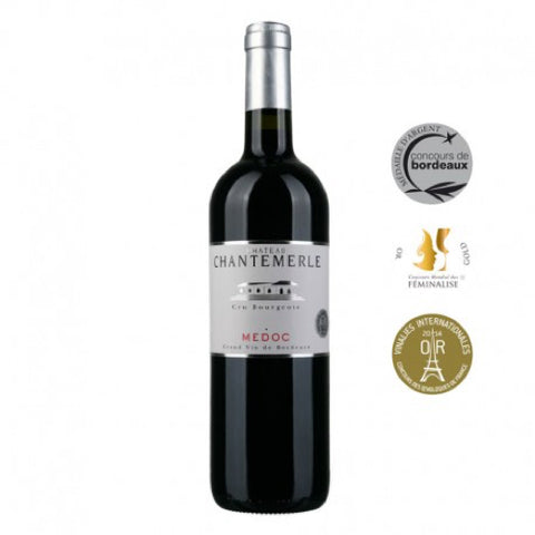 Chateau Chantemerle Cru Bourgeois Medoc Bordeaux