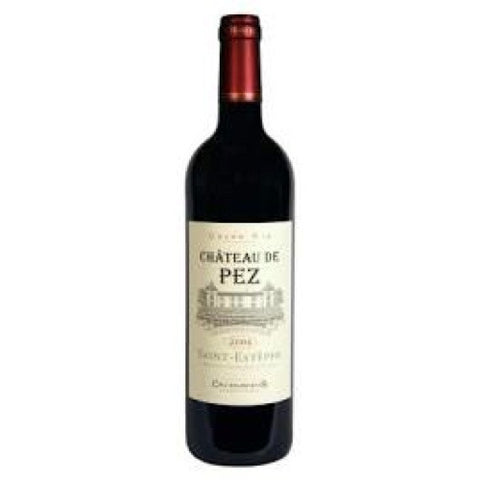 Chateau de Pez- St.Estephe 2016 Single Bottle