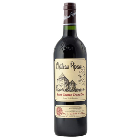 Chateau Pipeau Saint Emilion Grand Cru 2015