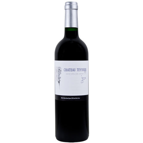 Chateau Teyssier Saint Emilion Grand Cru Single Btl