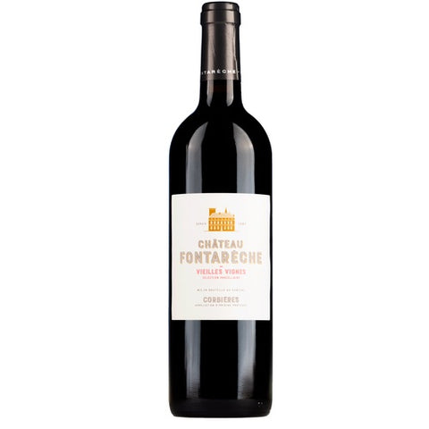 Chateau Fontareche Corbieres Single Bottle
